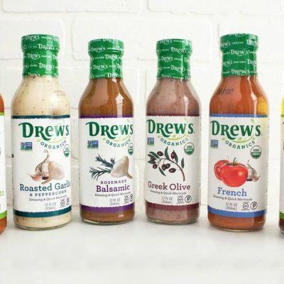 Lineup - Drew's Organics - Certified Paleo, Paleo Friendly - Paleo Foundation