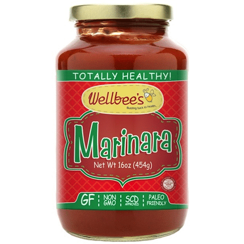 Marinara Sauce - Wellbee's - Certified Paleo - Paleo Foundation