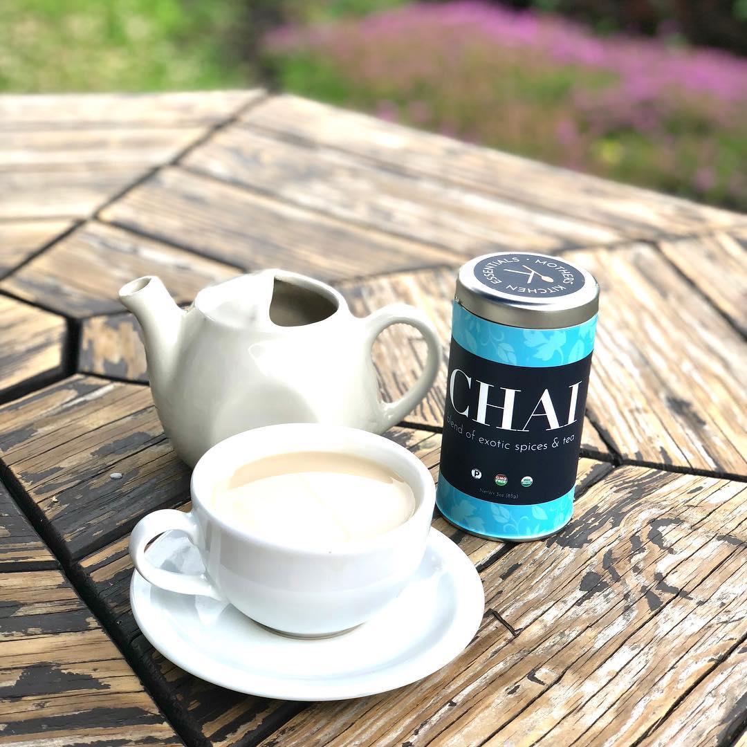 Mothers Kitchen Essentials: Organic Chai Tea
