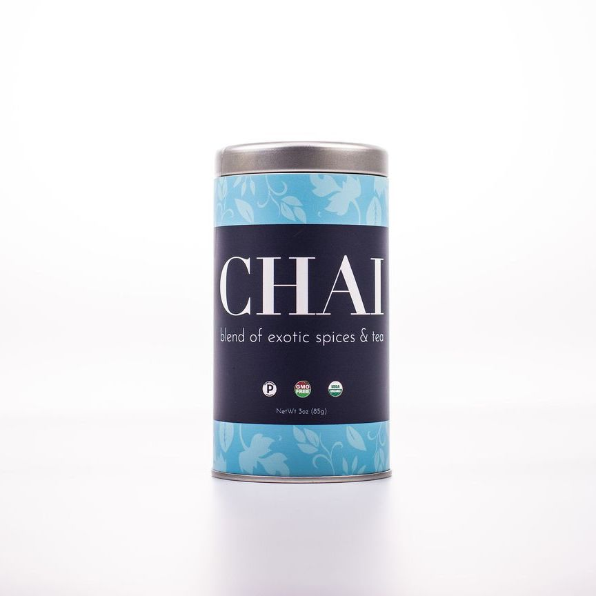 Organic Chai Tea Blend - Mother's Kitchen - Certified Paleo, Certified Grain Free Gluten Free by the Paleo Foundation