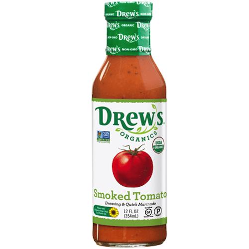 Smoked Tomato Dressing - Drew's Organics - Certified Paleo - Paleo Foundation