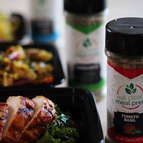 Tomato Basil - Eat Clean Meal Prep - Certified Paleo - Paleo Foundation