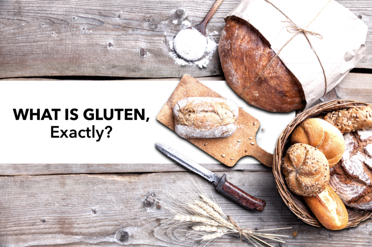 What is Gluten? exactly