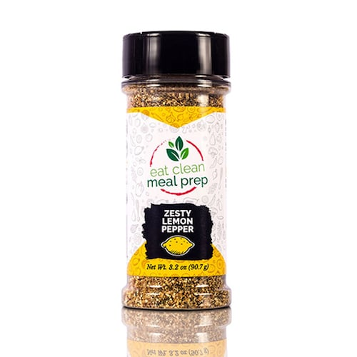 Zesty Lemon Pepper - Eat Clean Meal Prep - Certified Paleo - Paleo Foundation