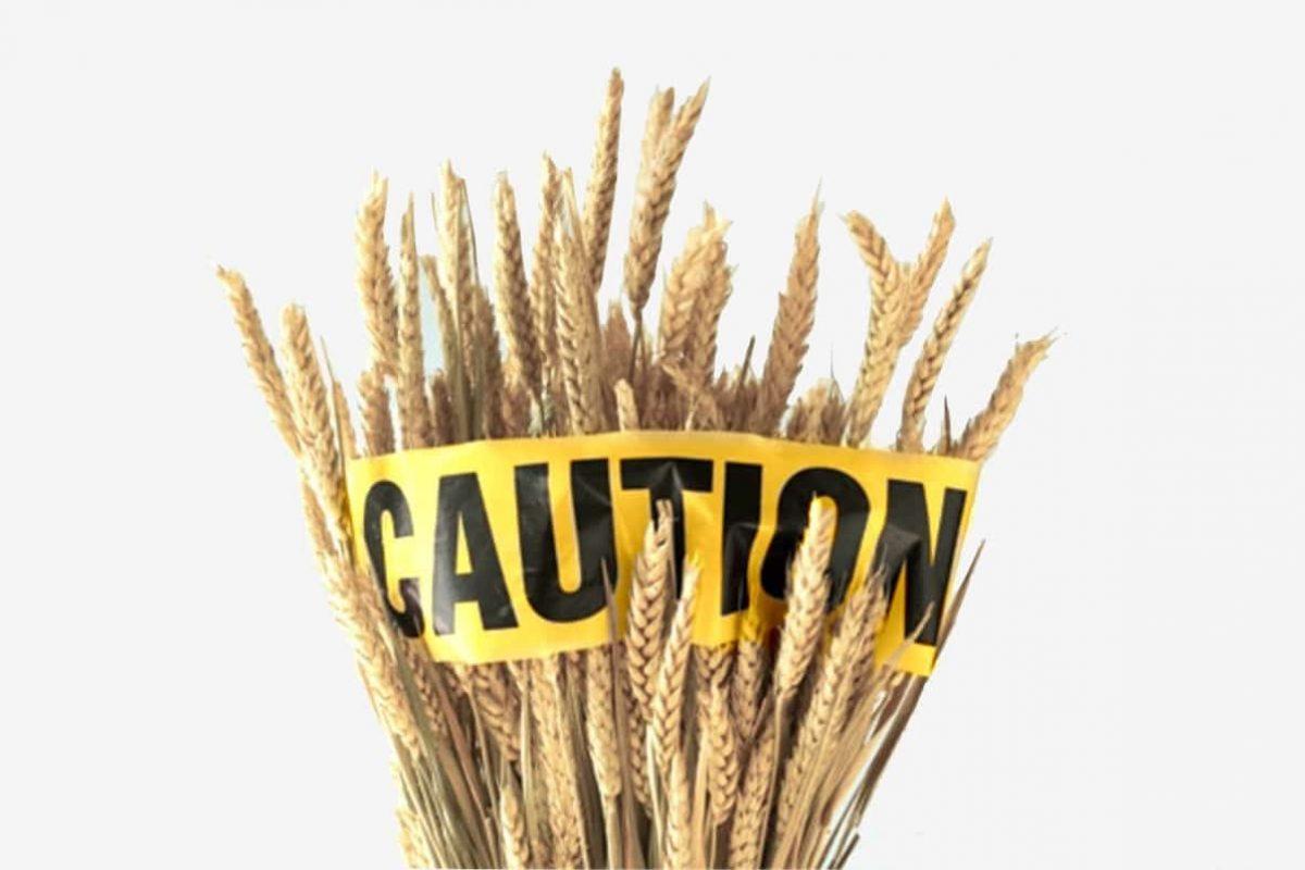 5 Common Symptoms of Gluten Intolerance