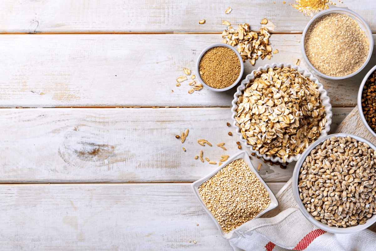Complete List of Grains and Pseudograins