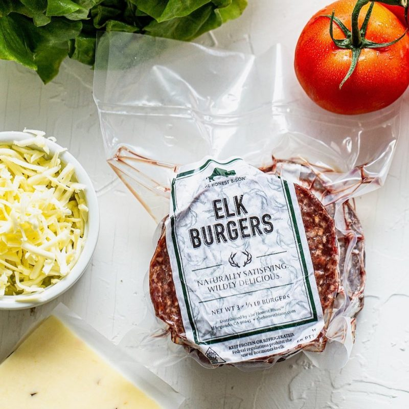 Elk Burgers - The Honest Bison - Paleo Approved - Paleo Foundation