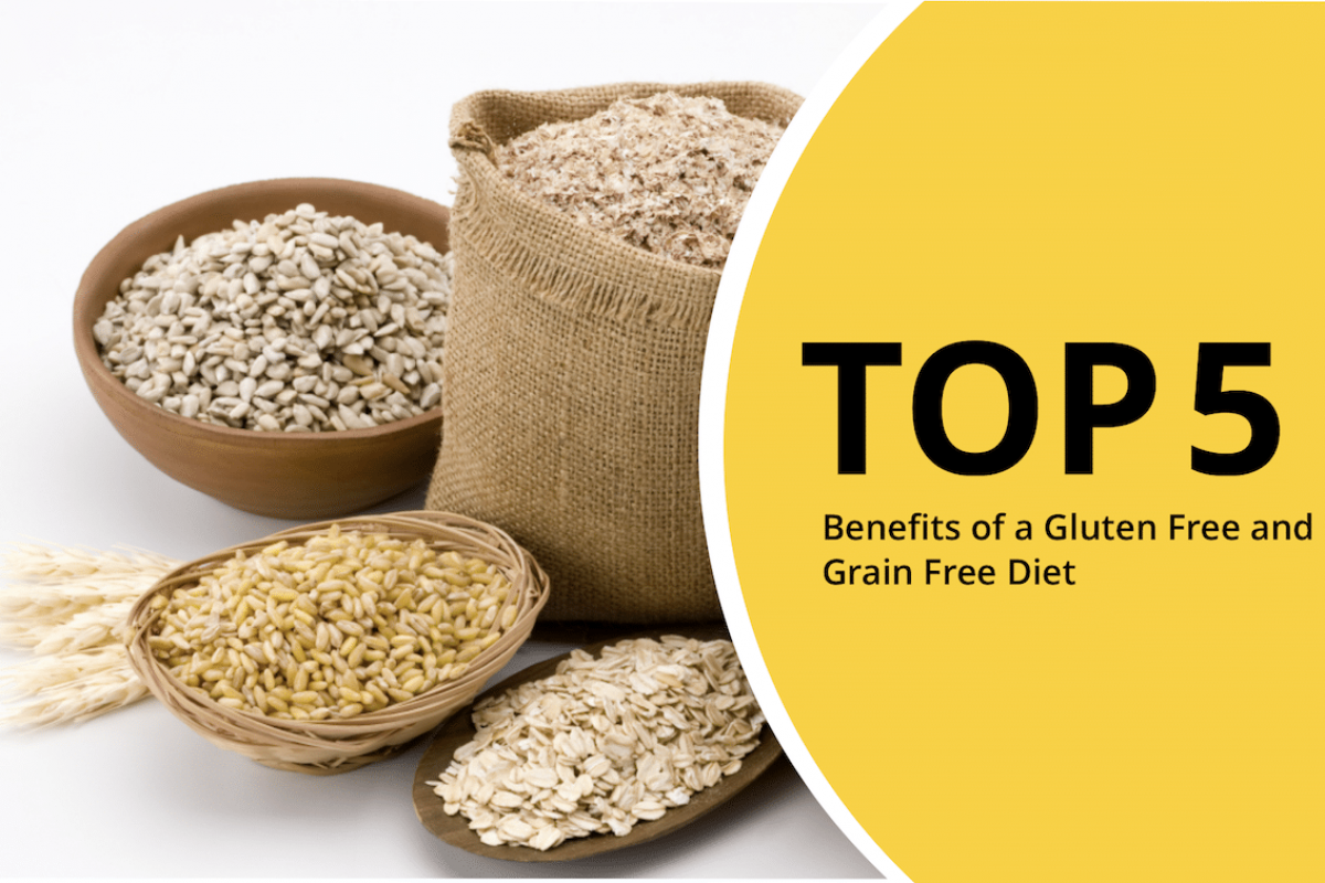 5 Benefits of a Grain Free Diet