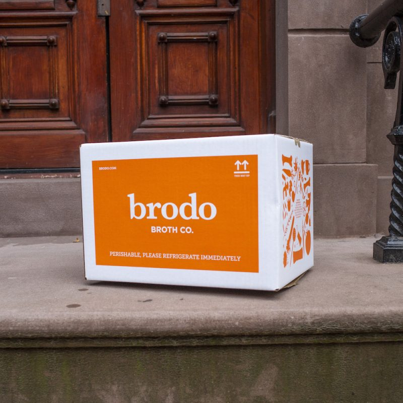 Brodo Broth Delivery - Certified Paleo, Keto Certified by the Paleo Foundation