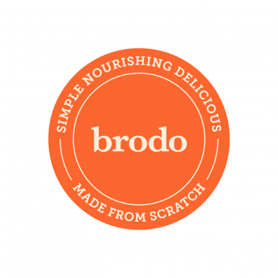 Brodo Broth logo - Certified Paleo, Keto Certified by the Paleo Foundation