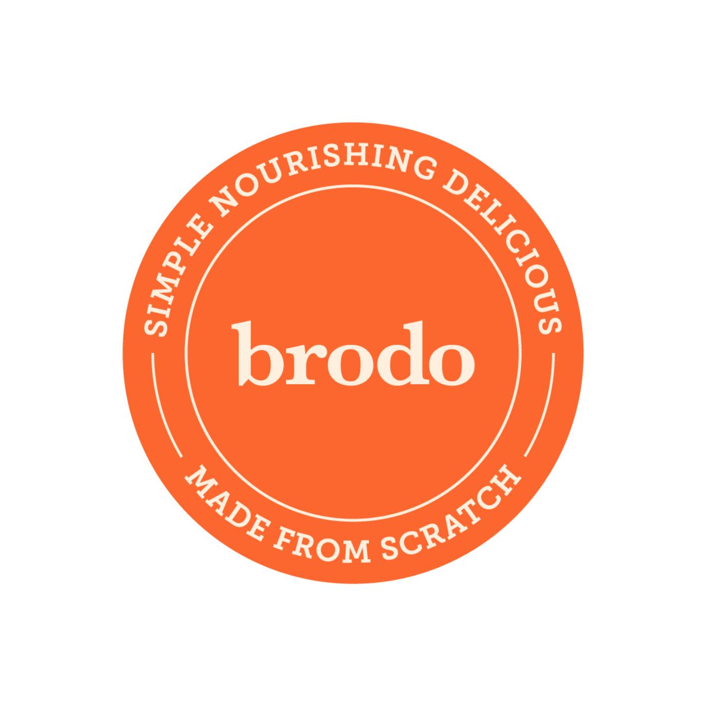 Brodo Broth logo - Certified Paleo, Keto Certified by the Paleo Foundation
