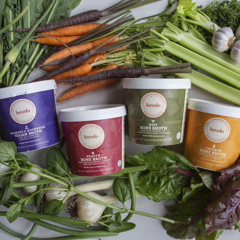 Broth Lineup 01 - Certified Paleo, Keto Certified by the Paleo Foundation