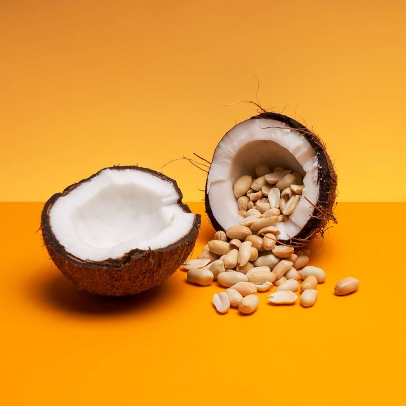 Coconut & Peanuts - Dang Foods - Keto Certified by the Paleo Foundation