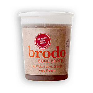 Hearth Bone Broth - Brodo Bone Broth - Certified Paleo - Paleo Foundation
