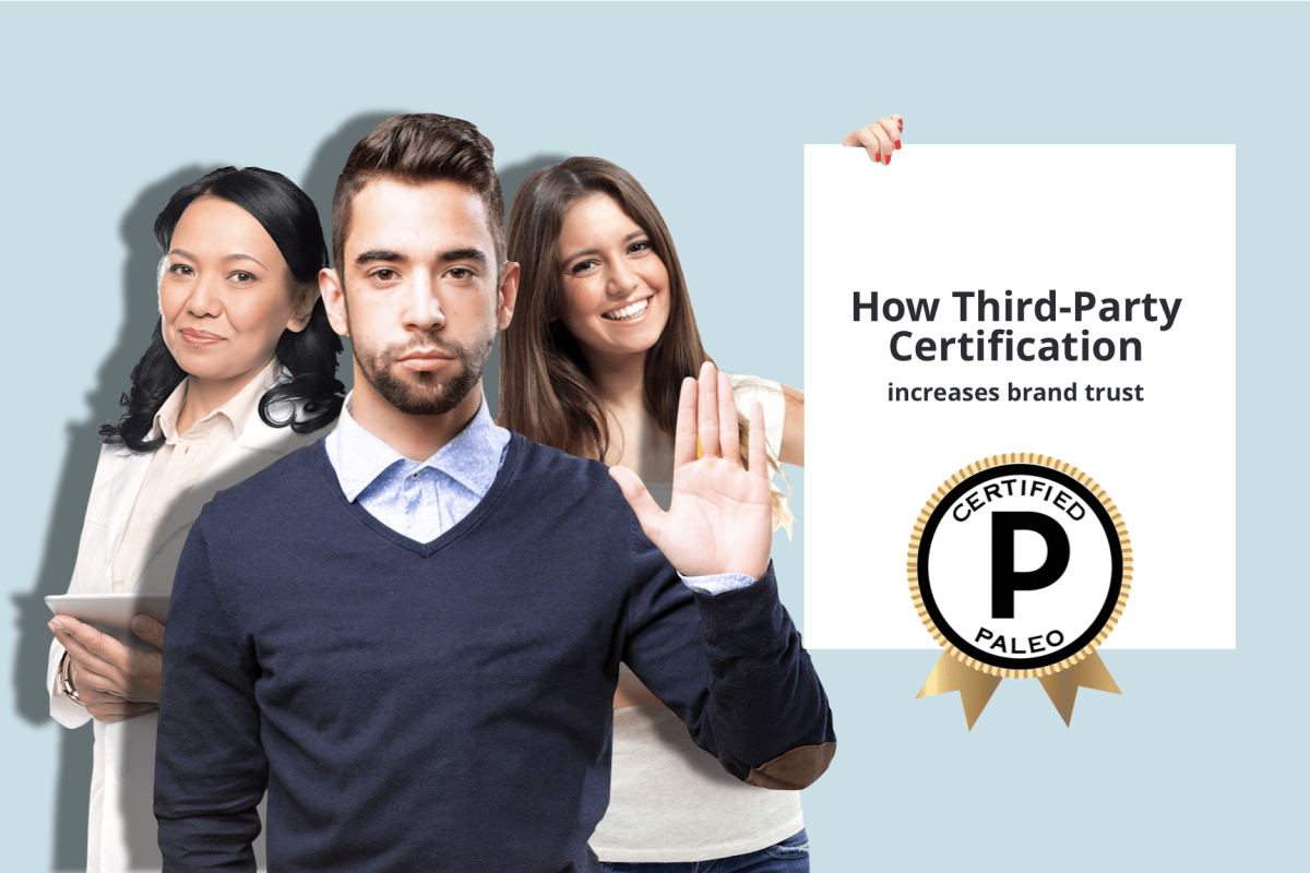 Third-party Certification Increases Brand Trust