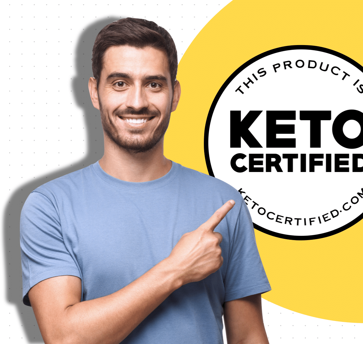 Keto Certified Application for keto diet product certification