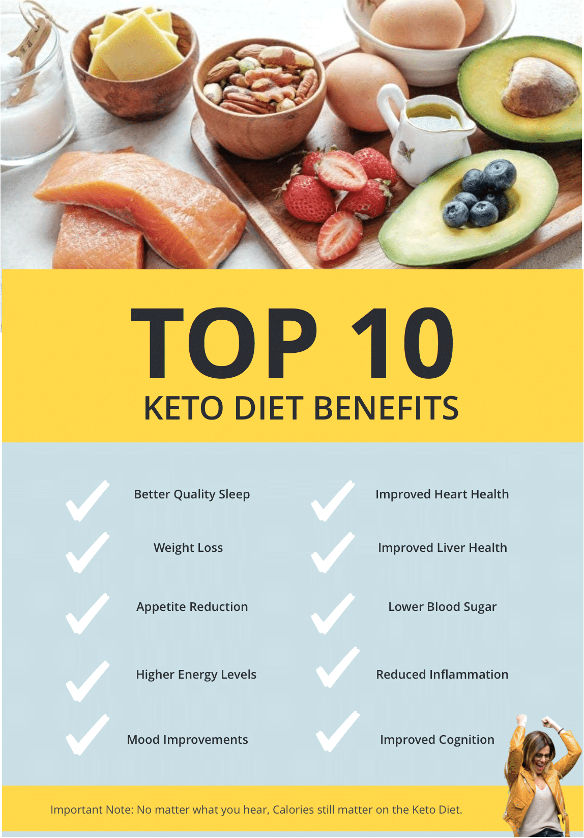 top 10 keto diet benefits to health
