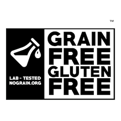 Grain Free Certification for products