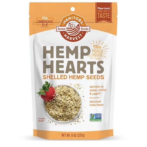 Hemp Hearts - Manitoba Harvest - Certified Paleo - Paleo Foundation