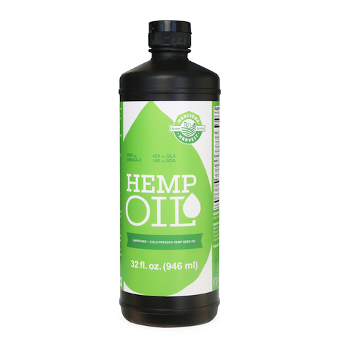 Hemp Oil - Manitoba Harvest - Certified Paleo - Paleo Foundation
