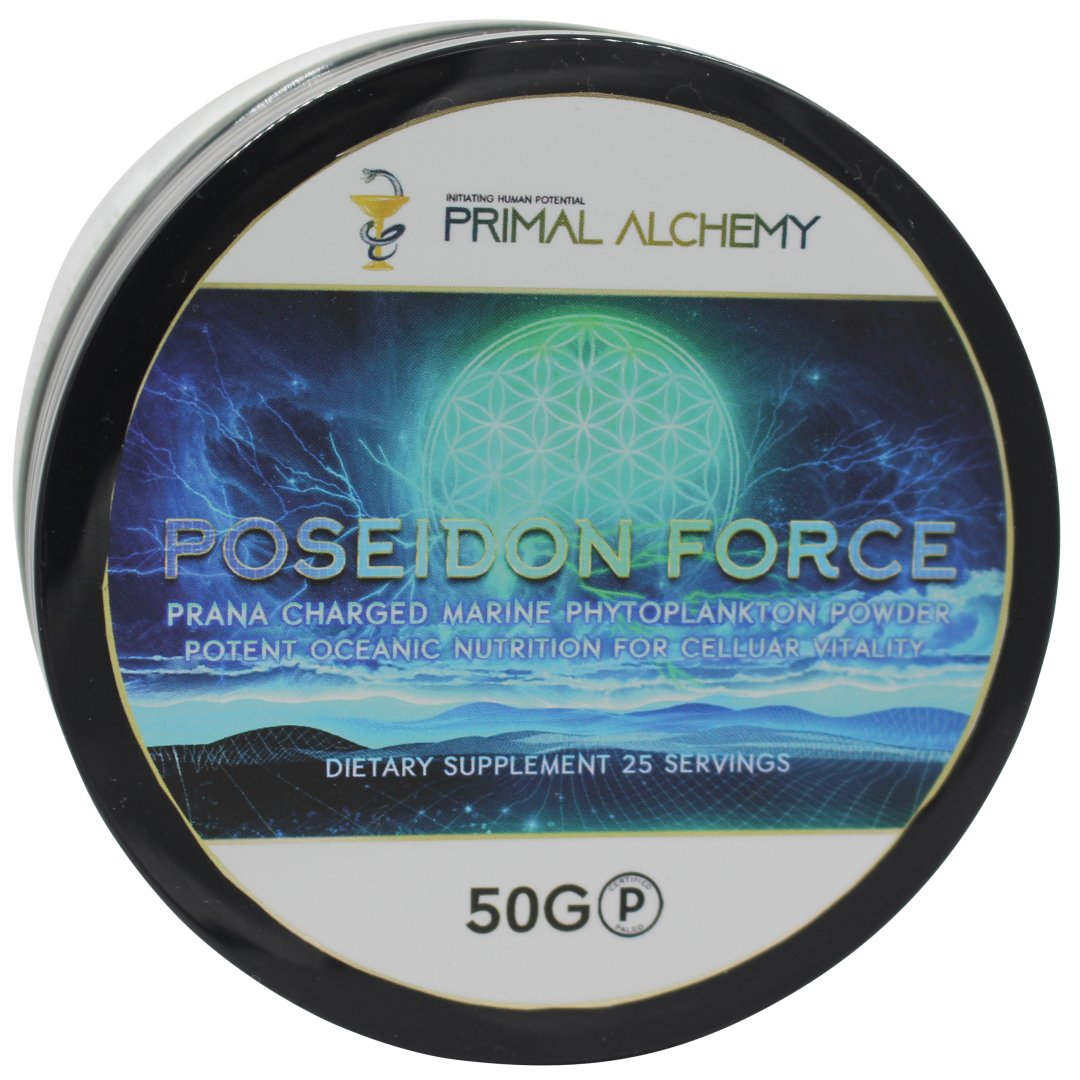 Poseidon Force - Primal Alchemy - Certified Paleo by the Paleo Foundation