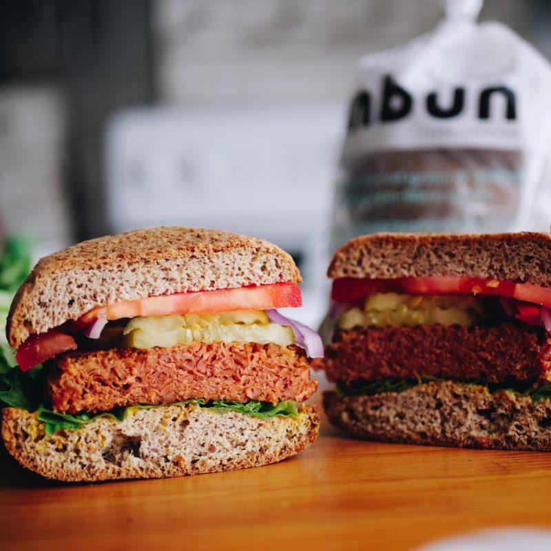 Unbun Burger 2 - Unbun Foods - Grain Free Gluten Free, Certified Paleo, & KETO Certified by the Paleo Foundation