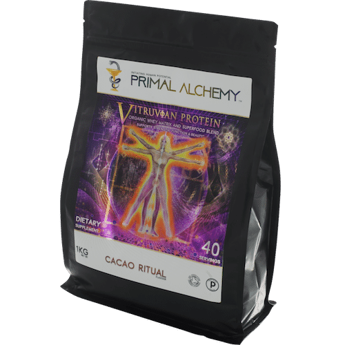 Vitruvian Protein - Primal Alchemy - KETO Certified, Paleo Friendly - Paleo Foundation