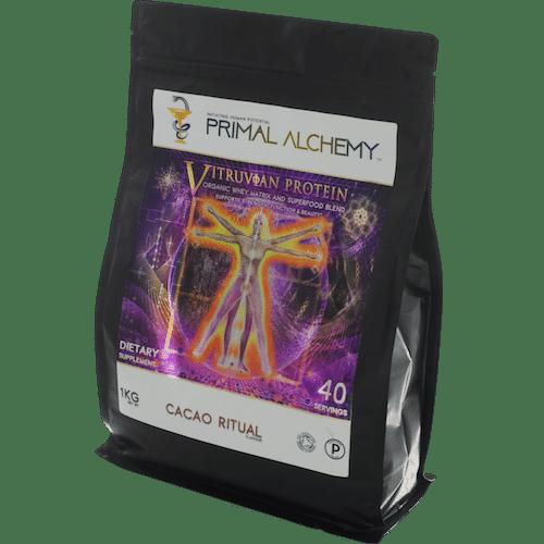 Vitruvian Protein - Primal Alchemy - KETO Certified, Paleo Friendly - Paleo Foundation