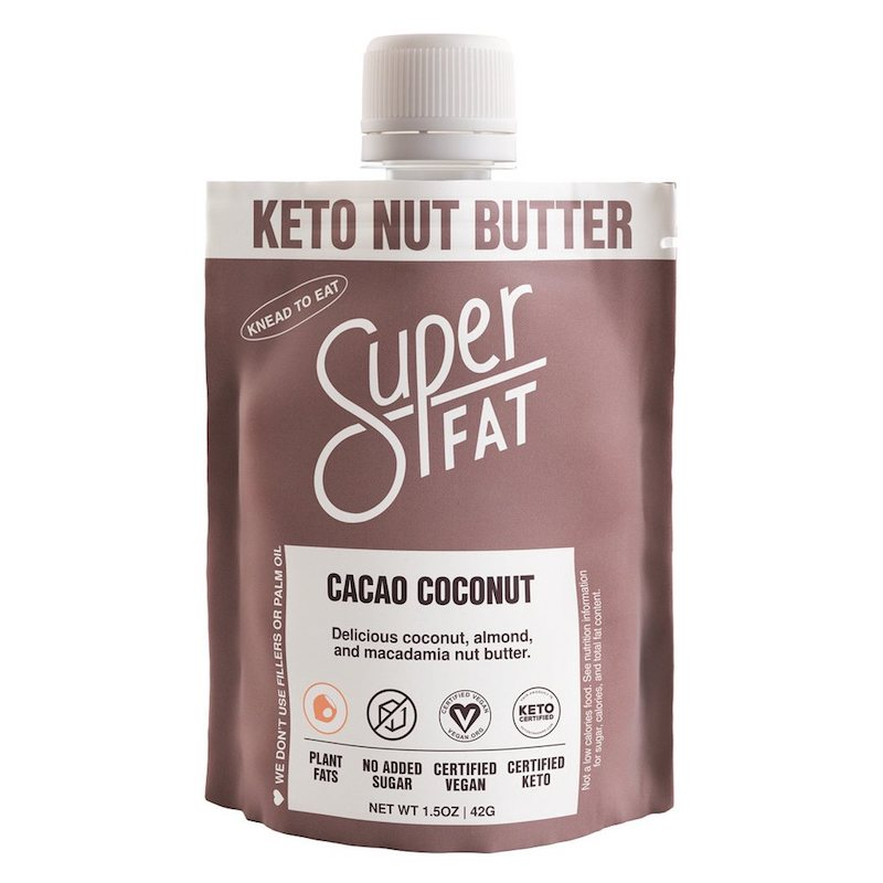 Cacao Coconut Nut Butter - SuperFat - KETO Certified by the Paleo Foundation