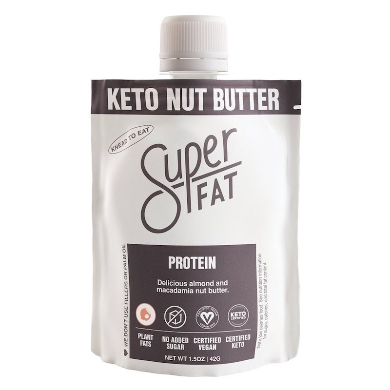 Protein Nut Butter - SuperFat - KETO Certified by the Paleo Foundation