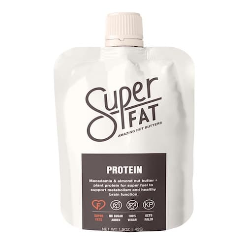 Protein Nut Butter - Superfat - KETO Certified - Paleo Foundation