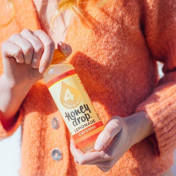 Cayenne Lemonade 1 - Honeydrop - Certified Paleo by the Paleo Foundation