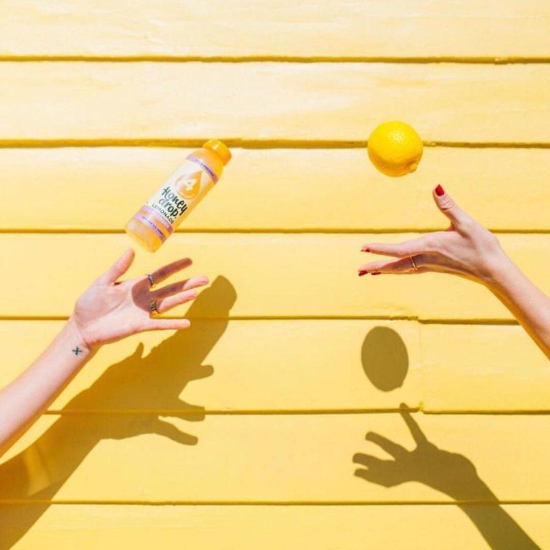 Lavender Lemonade 2 - Honeydrop - Certified Paleo by the Paleo Foundation