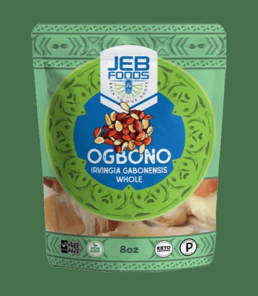 Ogbono - Jeb Foods - Grain Free Certified Paleo Keto Certified by the Paleo Foundation