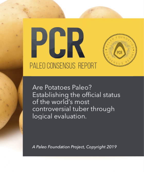 are potatoes paleo? are potatoes healthy?