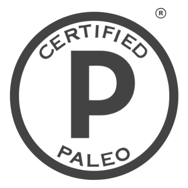 paleo certification for products