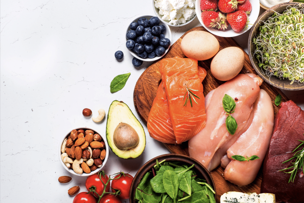 Top 7 Foods to eat on a Ketogenic Diet