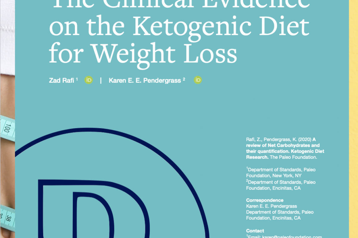 The Clinical Evidence on the Ketogenic Diet for Weight Loss