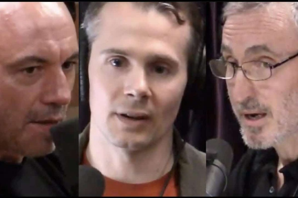 Gary Taubes vs Stephan Guyenet on Joe Rogan Podcast