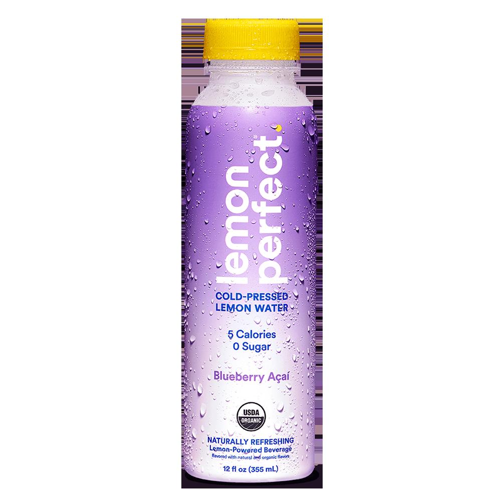 Blueberry Acai - Lemon Perfect - Keto Certified by the Paleo Foundation