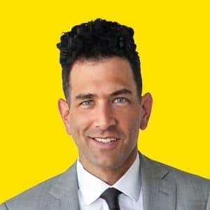 Lemon Perfect CEO Yanni Hufnagel