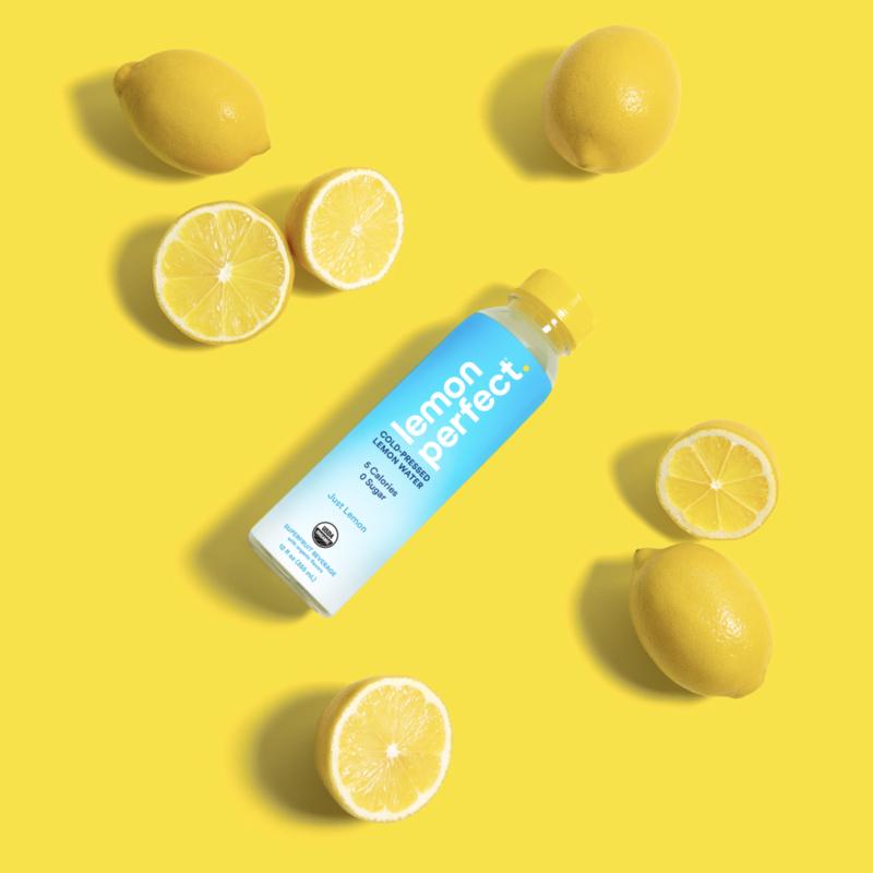 Lemon Perfect Keto Certified Lemon Water - Paleo Foundation