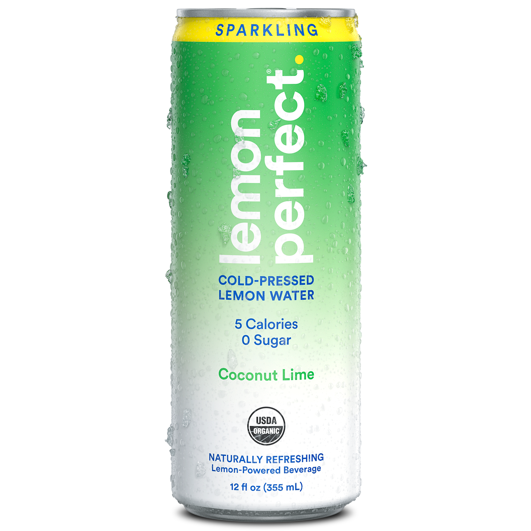 Sparkling Coconut Lime - The Lemon Perfect - Keto Certified by the Paleo Foundation