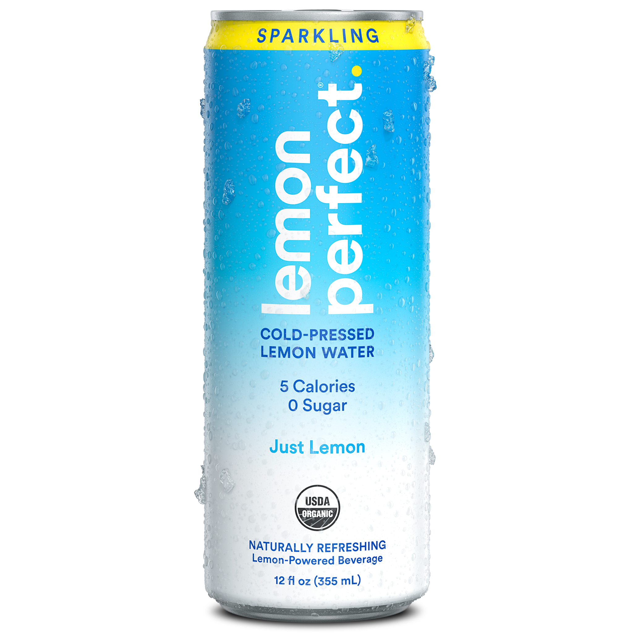 Sparkling Just Lemon - The Lemon Perfect - Keto Certified by the Paleo Foundation