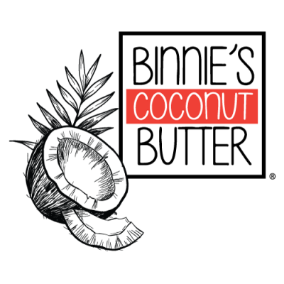 Binnie's Coconut Butter logo