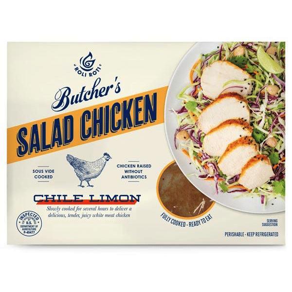 Butcher's Chile Lemon Salad Chicken - Roli Roti - Certified Paleo, Keto Certified - Paleo Foundation