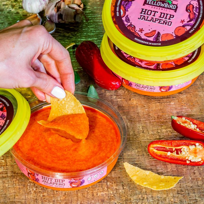 Hot Dip Jalapeno - Yellowbird Foods - Certified Paleo, Keto Certified by the Paleo Foundation