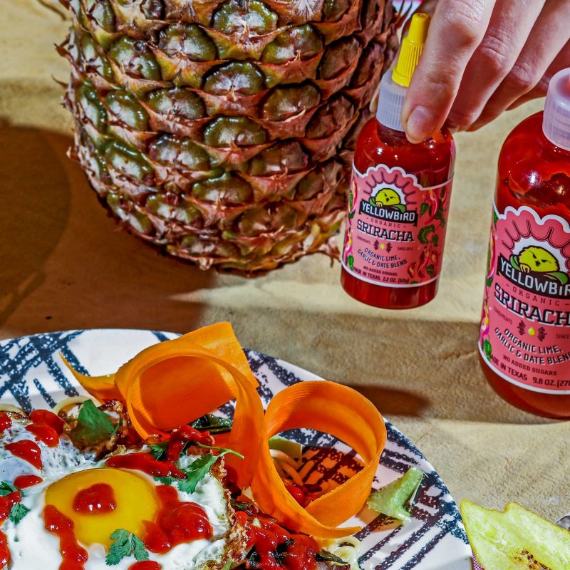 Sriracha On Eggs - Yellowbird Foods - Certified Paleo, Keto Certified by the Paleo Foundation