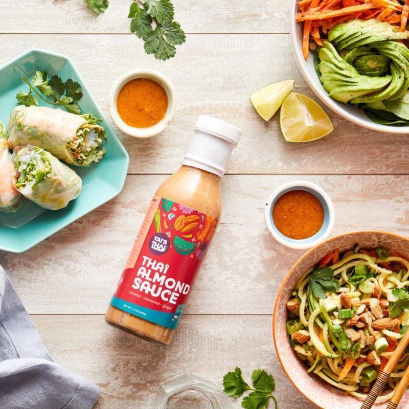 Thai Almond Sauce - Yai's Thai - Paleo Friendly - Paleo Foundation