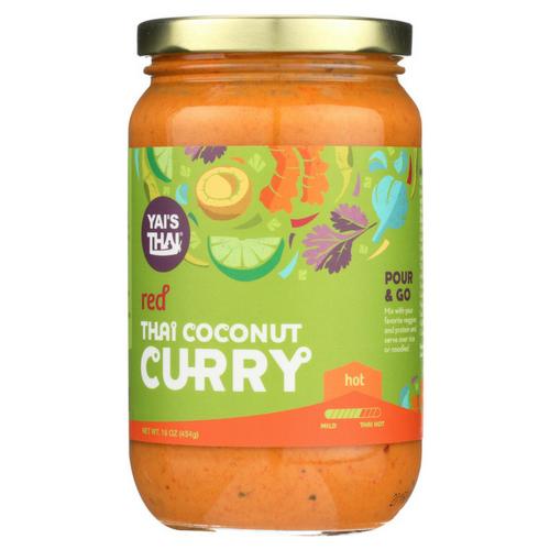 Thai Coconut Curry - Red - Yai's Thai - Paleo Friendly - Paleo Foundation